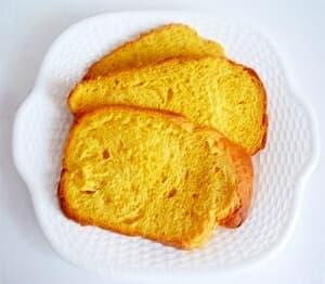 レシピ③ 「つぶより野菜」の焼きたてパン